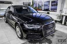 Audi A6 - Suntek protection