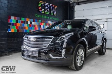 Cadillac XT5 - Suntek protection