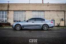 BMW 5 G Series - Transparent Matte