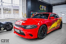 Dodge Charger Hellcat SRT - Design