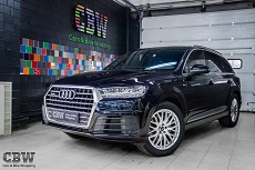 Audi Q7 - Suntek protection