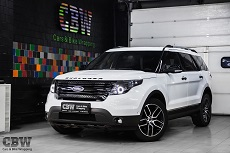 Ford Explorer - Styling
