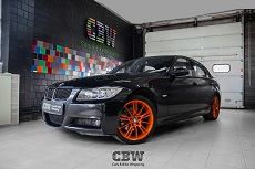 BMW E90 - Black pack