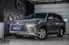Lexus LX - Suntek Protection