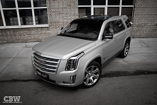 Cadillac Escalade - Transparent Matte