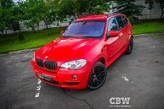 BMW X5 - Suntek Protecnion