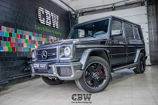 MB G63 AMG - Suntek Protection