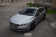 Volvo V60 - Transparent Matte