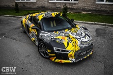 Audi R8 - Guardians of paradise