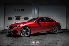 MB C 45 AMG - Transparent Matte