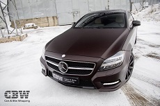 MB CLS - Transparent Matte