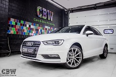 Audi A3 Sedan - Black Styling