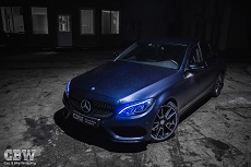 Mercedes-Benz C450 AMG - Transparent Matte