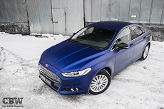 Ford Mondeo - Transparent Matte