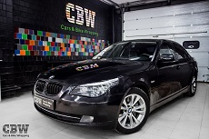 BMW 5 series e60 - Black styling