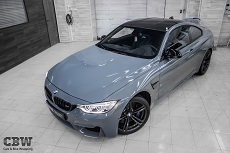 BMW M4 - Nardo Grey