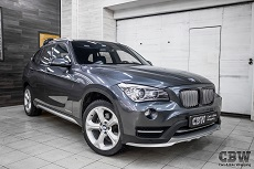 BMW X1 - Black pack