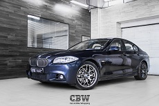 BMW 5 series - Styling