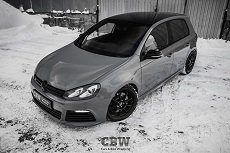Volkswagen Golf R - Nardo Grey