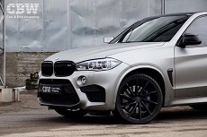 BMW X5M F85 - Transparent Matte