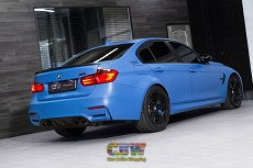 BMW M3 f80 - Transparent Matte
