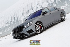 Mercedes-Benz S500 - Arlon Frozen Grey