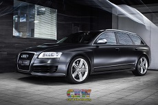Audi RS6 st4 - Arlon Galaxy Black