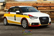 Audi A1 - Rally style