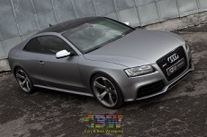 Audi RS5 - Arlon Frozen Grey