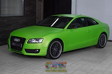 Audi A5 - Apple Matt Metallic