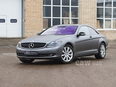 Mercedes-Benz Cl - Matte Anthracite