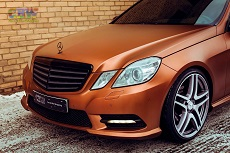 Mercedes-Benz E Classe - Chocolate Matte Metallic