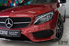 MB C450 AMG - Suntek Protection