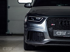 Audi RSQ3 - Styling