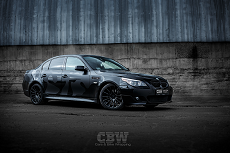 BMW 550 - Black Design
