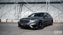 MB S500 - Satin Dark Grey