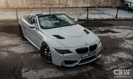 BMW M6 - Nardo Grey