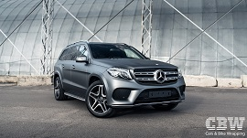 Mercedes-Benz GLS - Transparent Matte