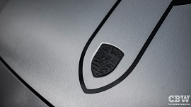 Porsche Cayenne - Brushed Steel