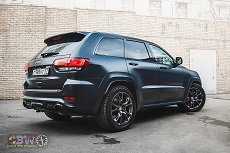 Jeep SRT8 - Starry Night