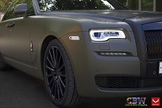 RR Ghost - Military + Vossen VFS2 R22