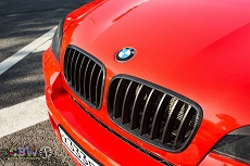 BMW X5 E70 - Red Gloss